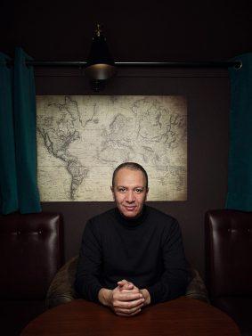 Photo du directeur de l'Etage Faouzi Messaadi
