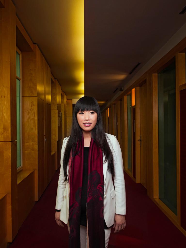 Portrait de Stéphanie Do député à l'Assemblée Nationale