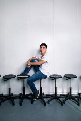 Portrait de Paul Duan entrepreneur social